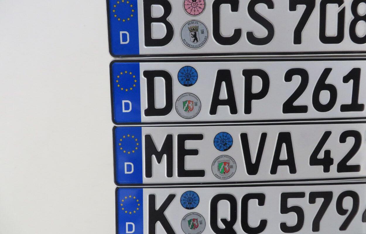 Zulassung für Ihr Auto in Köln